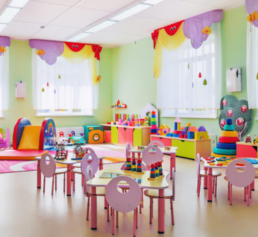 Kindergarten Playrooms
